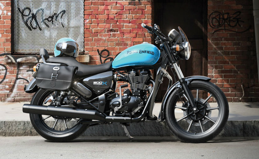 The Royal Enfield Thunderbird X accessories offer more personalisation options