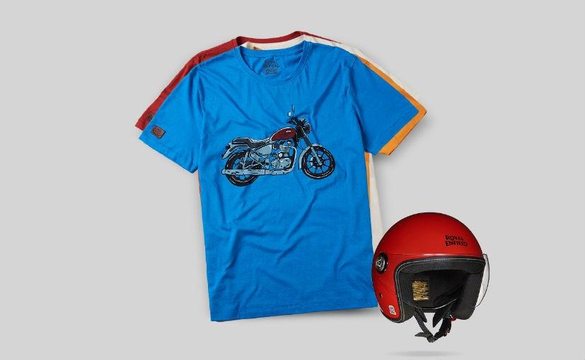 royal enfield thunderbird x merchandise