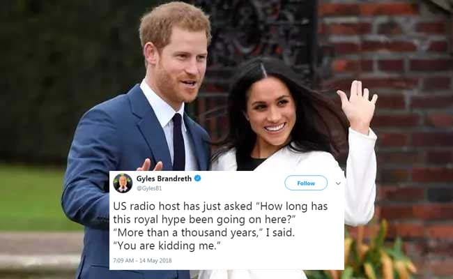 The Royal Wedding Countdown Has Begun And Twitter Can't Keep Calm