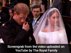 Prince Harry Teared Up At His Wedding And The Internet Cried With Him