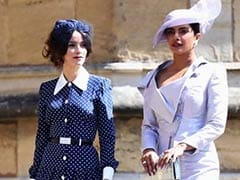 Celeb Style At The Royal Wedding: George And Amal Clooney, Priyanka Chopra And More