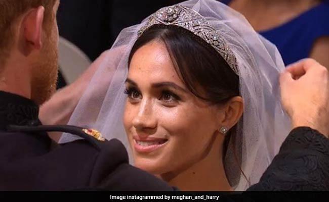 प्रिंस हैरी और मेगन मर्केल की हुई शादी, देखें इस Royal Wedding की सभी तस्वीरें
