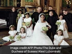 To Get The Perfect Pic, Photographer Bribed Royal Bridal Party With Candy