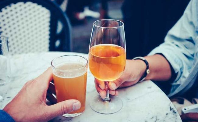 What Is The Safe Level Of Alcohol Consumption? Study Finds This