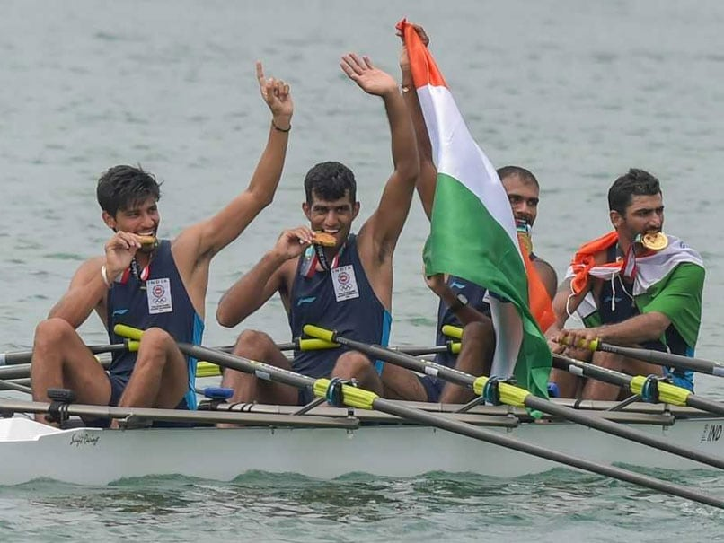 Asian Games 2018: Rowers Join India