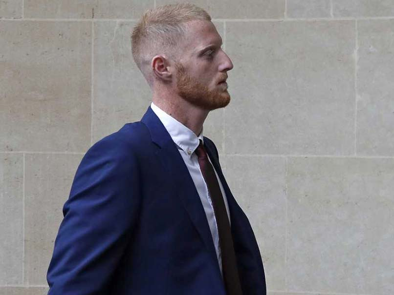 England Star Ben Stokes Trial Shown
