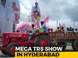 Video : Amid Talk Of Early Polls, Telangana's KCR Showers Farmers With Cash Gifts