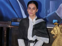 <I>Mulk</I> Actress Taapsee Pannu Says 'Disturbing To See One Religion Being Targeted'