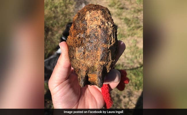 House Evacuated, Bomb Squad Called After Woman Finds Grenade From WWII