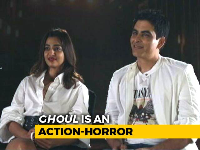 Radhika Apte & Manav Kaul On Their Horror Web Show, Ghoul