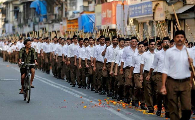 'Homosexuality Not A Crime, But It's Not Natural': RSS On Verdict
