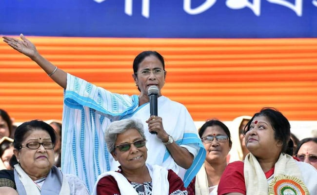 'No Political Stability Without Economic Stability': Mamata Banerjee