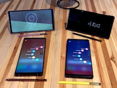 Samsung Galaxy Note 9 First Look: Meet Samsung's Latest Flagship