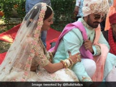 Inside Rubina Dilaik And Abhinav Shukla's Fairytale Wedding