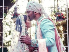Newlyweds Rubina Dilaik And Abhinav Shukla Share Dreamy Wedding Pics
