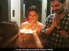 What Rubina Dilaik Said About Her 'Surprise <i>Greh-Pravesh</i>'