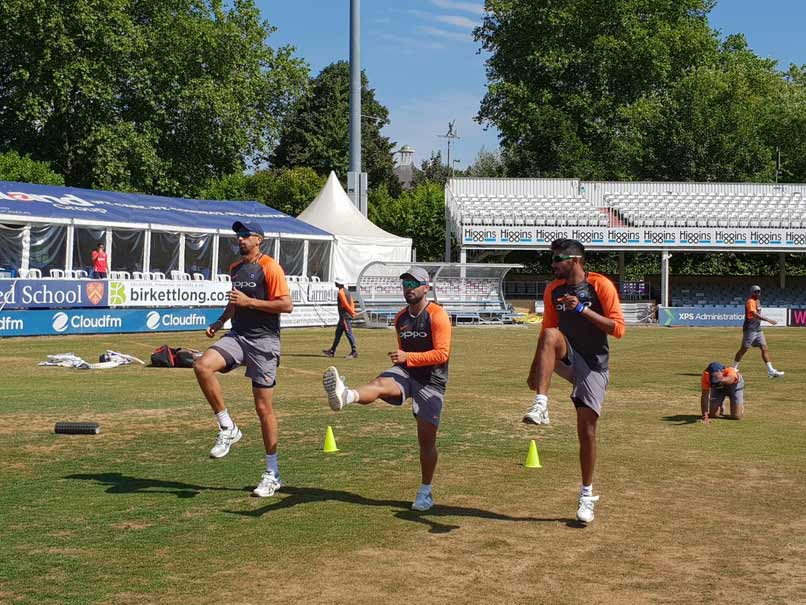 Unhappy India Shorten Practice Match Over Condition Of Pitch, Outfield