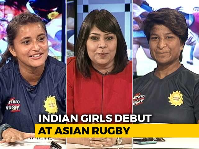 Video : In Conversation With India's Rugby Queens