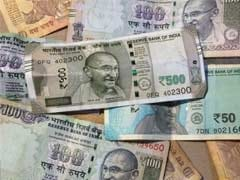 Rupee Closes Lower At 68.66 Against Dollar