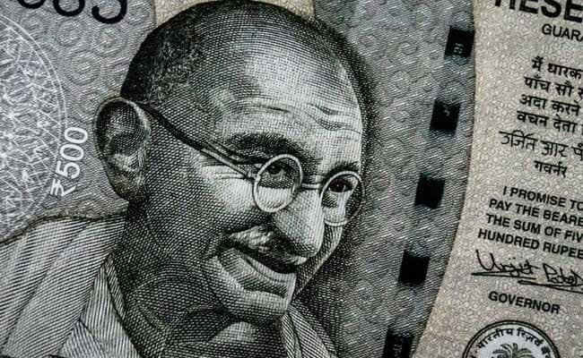 Rupee recovers from life low, up 23 paise