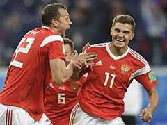 World Cup 2018, Russia vs Egypt Live Football Score: Dzyuba