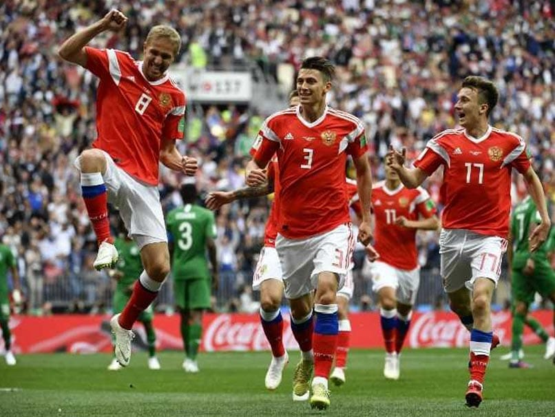 World Cup, Russia vs Egypt: When And Where To Watch, Live Coverage On TV