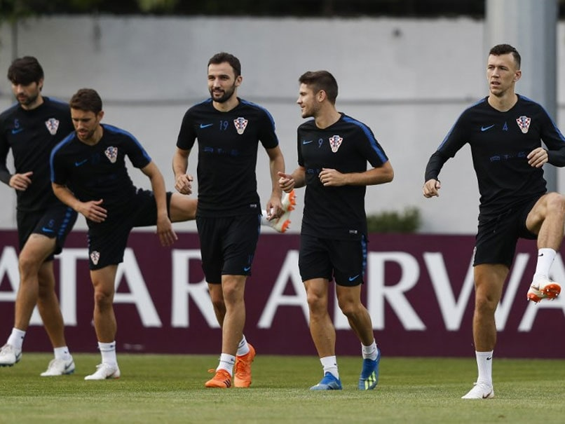 Lovren's Croatia set up World Cup semi-final with England