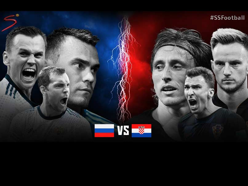 RUS vs CRO: Russia vs Croatia quarterfinal, fifa world cup 2018