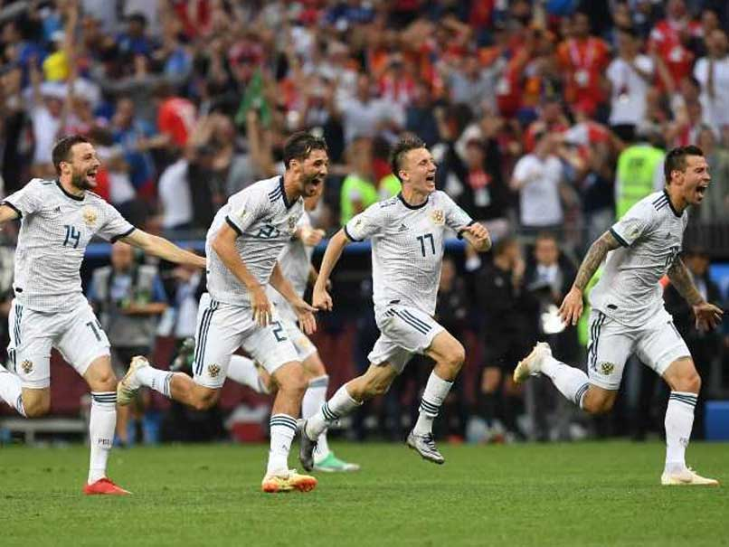 World Cup 2018: Russia Enjoying Advantage At World Cup Due To Fan Support