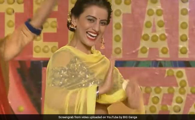 अक्षरा सिंह ने 'दईया रे दईया' गाने पर किया ऐसा धांसू डांस, Youtube पर 8 लाख बार देखा गया वीडियो
