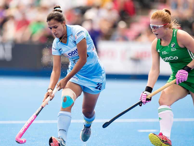 India vs Ireland, Womens Hockey World Cup Highlights: India Lose To Ireland In Tie-Breaker