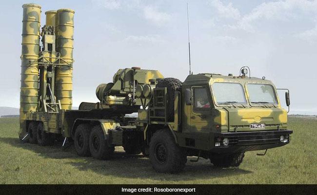 s 400 missile defence system