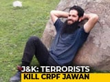 Video : CRPF Jawan On Leave Killed By Terrorists At Home In Pulwama