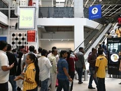 IKEA's Hyderabad Store Attracts 40,000 Customers On First Day