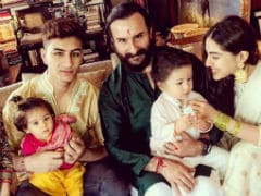 Raksha Bandhan 2018: Taimur, Inaaya, Ibrahim And Sara Ali Khan Had The Best Rakhi Ever
