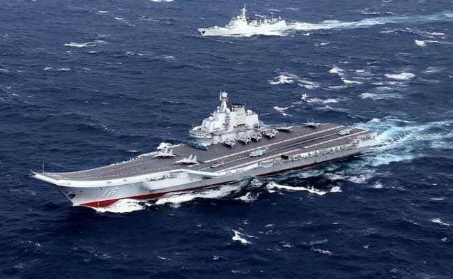 बड़ा और ज्यादा ताकतवर तीसरा विमानवाहक पोत बना रहा चीन