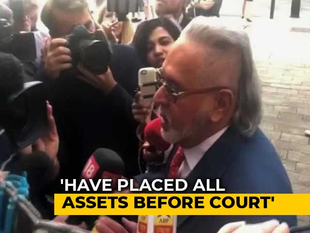 Video : No Natural Light In Mumbai Jail, Said Vijay Mallya. UK Judge Wants Video