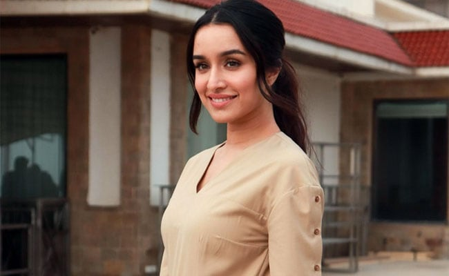 Shraddha Kapoor Rocks A Nude-Coloured Bodice Dress, And We Approve