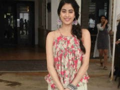 "Janhvi Kapoor On <i>Dhadak</I>'s Comparison With <i>Sairat</i>: ""Give Our Film A Chance"""