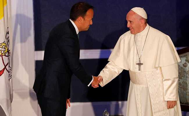 Pope Francis: I found so much faith in Ireland!