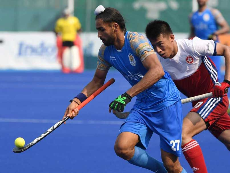 Asian Games 2018: India Beat Hong Kong 26-0 In Record Hockey Win