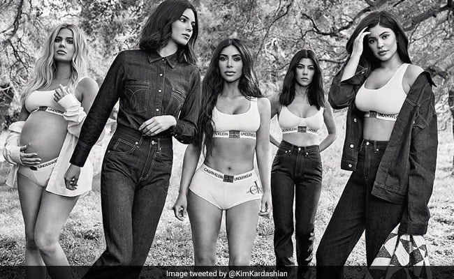 Photoshop Or Trick Of Light? Latest Kardashian-Jenner Pic Confuses Internet