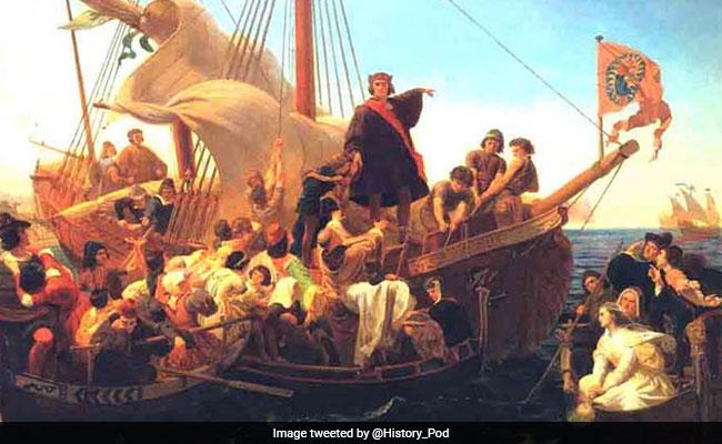 भारत की खोज करने आज ही निकला था कोलंबस, 1492 में शुरू हुई थी यात्रा