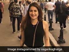 Sagarika Ghatge And Zaheer Khan On Another Dream Holiday - This Time, World Cup Final In Moscow