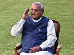 """Atal Bihari Vajpayee Was """"Political Bhishma of India"""": Chandrababu Naidu"""