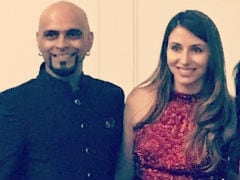 Raghu Ram Gets Engaged To Girlfriend Natalie Di Luccio