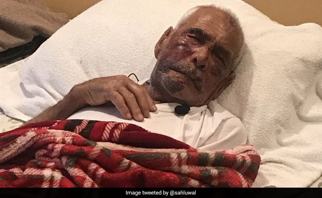 91-Year-Old Man Beaten With A Brick, Told 'Go Back To Mexico'