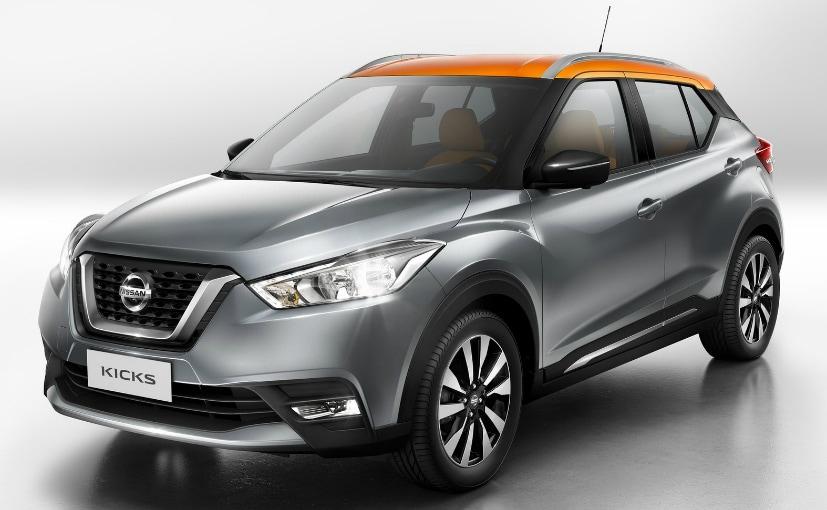 The Nissan Kicks will be launched in India in the first quarter of 2019