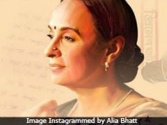 Alia Bhatt Shares Poster Of Mom Soni Razdan's Film <I>Yours Truly</I>, Reveals Why It Is 'Special'