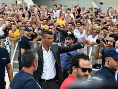 Cristiano Ronaldo Greets Juventus Fans, Sparks Champions League Dreams